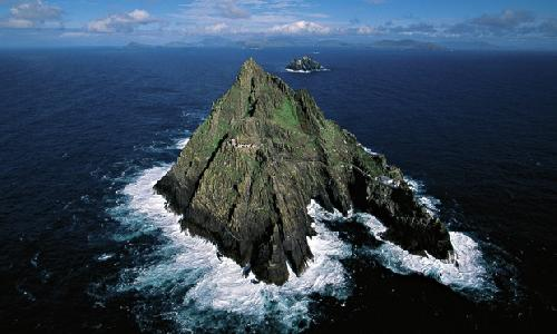 Leg�jabb �ti c�lok: �rorsz�g, Great Skellig ( Skellig Islands )